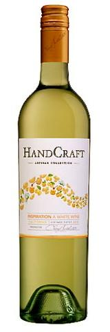 Handcraft White bottle 011