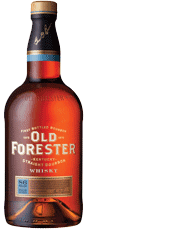 cheap whiskey old forester straight bourbon