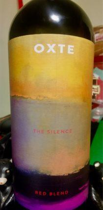 Oxte The Silence Red Blend - Trader Joe's 1