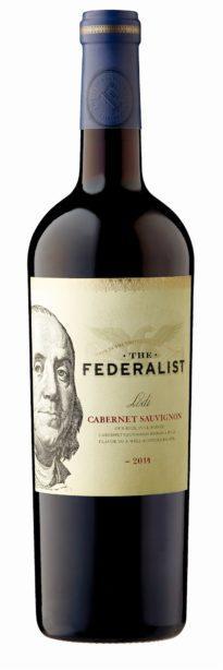 The Federalist Cabernet Sauvignon 2016