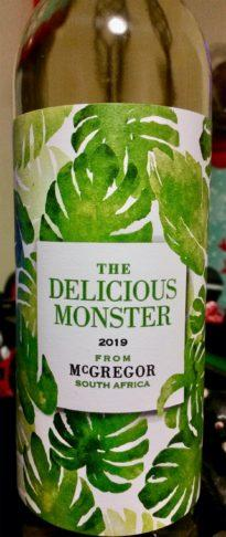 The Delicious Monster White Blend 2019 1